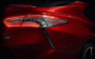 2018 Toyota Camry teased ahead of Detroit auto show