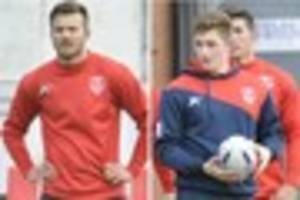 Hull KR in double injury blow as Matty Marsh and Joe Wardill are...