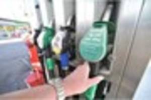Petrol prices at pump set to surge as new deal is struck intended...
