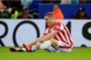 stoke city boss banking on greater defensive back up against...