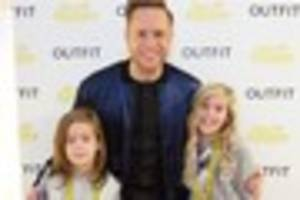 X-Factor star Olly Murs has met a starstruck seriously ill young...