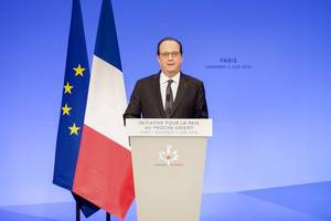 BREAKING: French President Hollande Will Forgo Another Term, Not Seek Re-Election