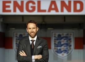 Southgate named England manager