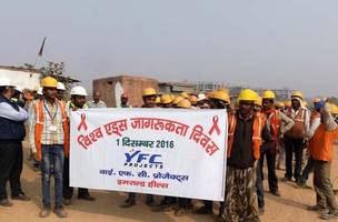 emaar india celebrates world aids day at its project sites