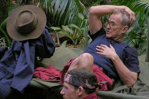 larry lamb evicted from i'm a celebrity as he becomes sixth campmate to get boot