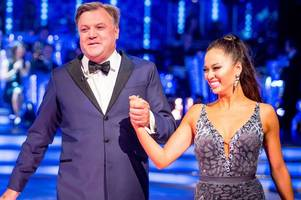 strictly business: ed balls would 'love' to return to politics following dance show exit