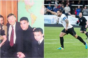 this is what happened to the welsh football wonderkids of the past