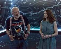Moonwalker Buzz Aldrin stable after South Pole health scare
