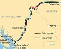 Canada approves tripling capacity of Trans Mountain pipeline to Pacific