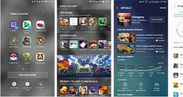 Samsung Releases Game Launcher 2.0 with New Features and Improvements