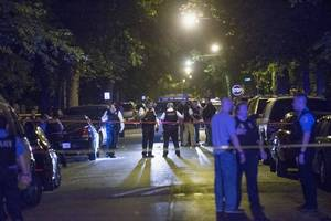 Bloody Month in Chicago Brings Death Toll Past 700 Mark