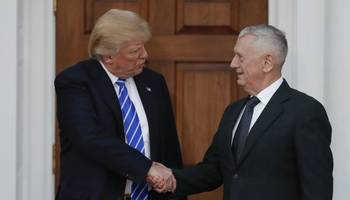 Reports: Trump Picks James 'Mad Dog' Mattis as Secretary of State