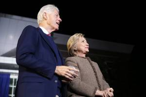 Virginia Governor Believes Hillary, Bill Clinton Are Finished With Politics