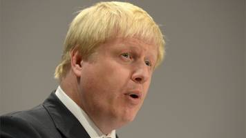 Boris Johnson to back Donald Trump on Nato spending