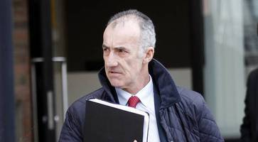 Police officers Geoff Ferris and Conor McStravick settle 'conspiracy' case with PSNI