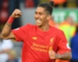 Liverpool wait on Lallana and Firmino but Sturridge out of Bournemouth clash