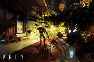 Prey franchise's reboot trailer turns heads at Game Awards 2016