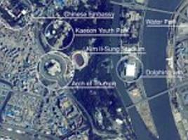 Nasa International Space Station footage reveals what North Korea life is REALLY like