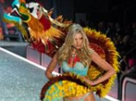 victoria's secret accused of 'cultural appropriation' in paris fashion show