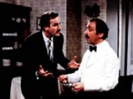 'I could not have found a better Manuel. Inspired': John Cleese leads tributes to his Fawlty Towers co-star Andrew Sachs after his death aged 86