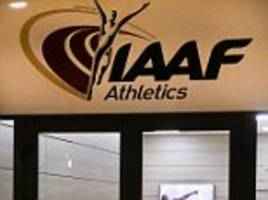 Russia's ban for state-sponsored doping extended again by IAAF