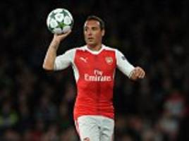 santi cazorla's injury will hit arsenal hard... the stats show he is their most important player and arsene wenger must find a solution fast