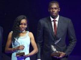 Usain Bolt and Almaz Ayana named the top athletes of the year by IAAF