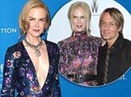 Nicole Kidman and Keith Urban say they haven't ruled out adding to their family