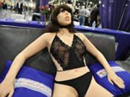Sex robots will let couples have threesomes without getting emotionally attached