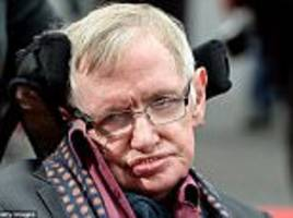 Stephen Hawking warns we are at risk of destroying Earth