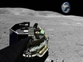 you could book a holiday on the moon by 2026: private firm says tourists could take trips for as little as £8,000