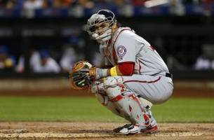 washington nationals wilson ramos and the torn acl