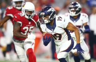 Denver Broncos: WR Raymond promoted to Active Roster