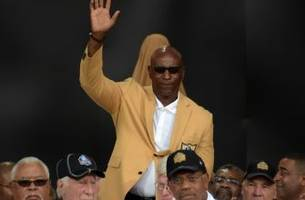 Eric Dickerson Discusses Meeting with Rams on Thursday Night