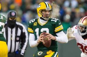 Packers' Rodgers, Matthews listed as questionable vs. Texans