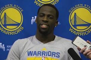 Draymond Green has no interest in Warriors winning 73 games again