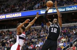 spurs looking to fix home problems as they face wizards