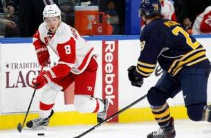 Detroit Red Wings injury report: Justin Abdelkader out 2-4 weeks