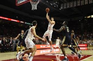 Maryland Basketball: Michal Cekovsky playing at a very high level
