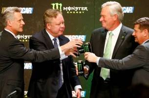 Vote now: What do you think of Monster Energy as NASCAR title sponsor?