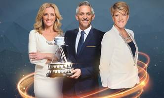 Who Will Be The UK's Sports Personality Of The Year?
