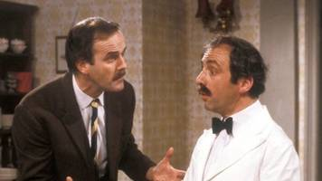 A look back at the life of Fawlty Towers star Andrew Sachs