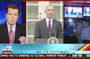 Cavuto to Obama: It Wasn't Fox News, 'You Were the Reason' People Were Angry