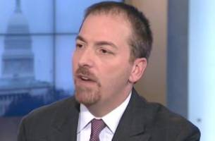 Chuck Todd Rips Trump, Clinton Campaigns' Spat: 'What Has Happened to Grace and Humility?'