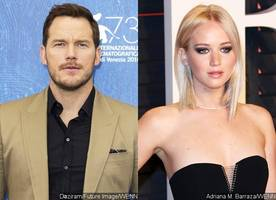 Why Does Chris Pratt Keep Cropping Jennifer Lawrence Out of His Selfies?