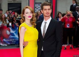 Andrew Garfield Wouldn't Mind Being Stranded on Desert Island With Emma Stone