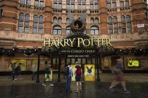 harry potter and the cursed child will move into broadway in 2018 with a unique new look