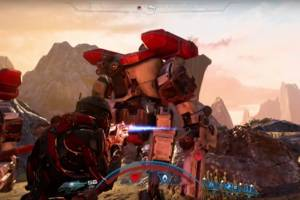 New Mass Effect: Andromeda trailer is the best look yet at gameplay
