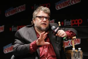 I guess Guillermo del Toro isn't buying the next Metal Gear game