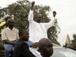 Ex Argos security from London estate defeats African dictator to become Gambia PRESIDENT